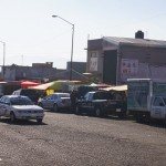 Vaya un llamado de atención para la Dirección de Mercados y Comercio en la Vía Pública del Ayuntamiento de Morelia, pues los comerciantes ya habían tratado de instalarse en ese mismo punto en agosto del año pasado