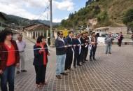En gira de trabajo, el Secretario de Turismo del Estado, Roberto Monroy García adelantó también que para el 2015 se prevé una inversión de 74 millones de pesos para acciones de infraestructura turística