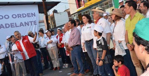 Trujillo Íñiguez manifestó que este nuevo PRI, es el de la transformación, el que quiere construir una propuesta de gobierno que sea producto de las demandas y reclamos de los michoacanos
