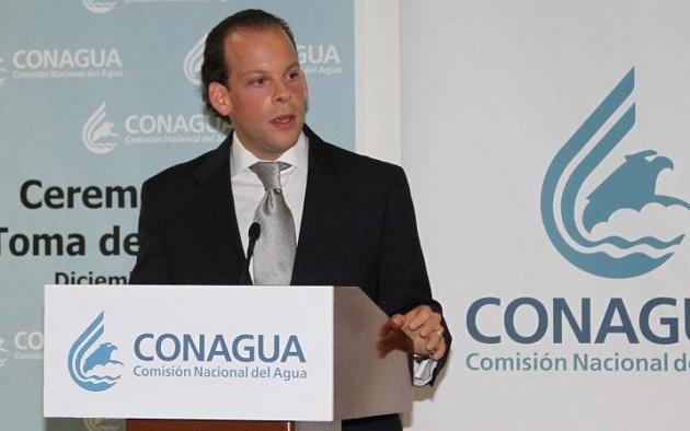 Inminente renuncia de david Korenfeld a la Conagua.