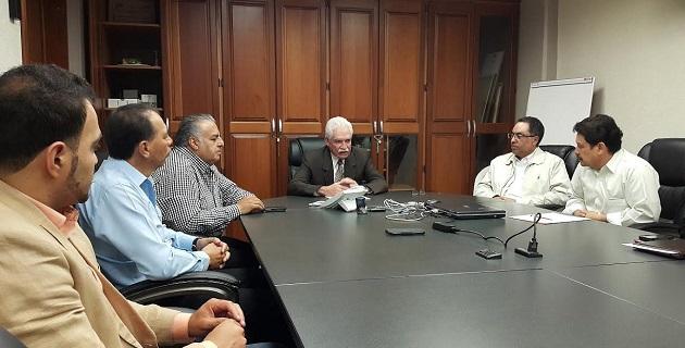 Moreno Botello asumirá funciones de asesoría en la Dirección General, con la finalidad de lograr una mayor coordinación y fortalecer la vinculación con la Presidencia Municipal