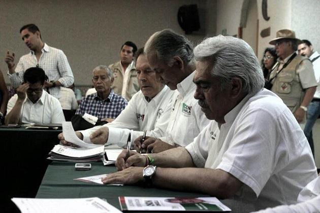 Las necesidades y propuestas de los michoacanos serán tomadas en cuenta para conformar el plan de trabajo de mi administración: Orihuela Bárcenas