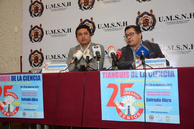 El encuentro se realizará los días 24 y 25 de abril