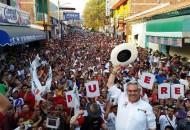 Ante las manifestaciones que se registraron en Morelia, Chon Orihuela desde Churumuco se pronunció porque prevalezca la congruencia, porque se apueste al desarrollo armónico del estado