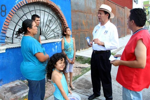 """""""Es lamentable que los morelianos ya no quieran participar en los procesos electorales, esto debido a que los políticos nos han quedado mal, nos han fallado"""": Contreras Méndez"""