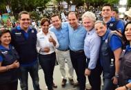 """""""El PAN es el cambio que necesita Michoacán, no queremos más del PRD del silencio y la impunidad ni del PRI que ha frenado la economía del país con las acciones del Presidente de México"""": Creel Miranda"""