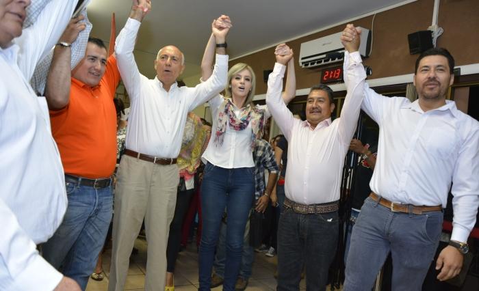 Movimiento Ciudadano registra candidatos