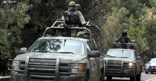 El próximo domingo, el Grupo de Coordinación Michoacán sesionará durante todo el día, y estará en permanente contacto con el Gobierno Federal