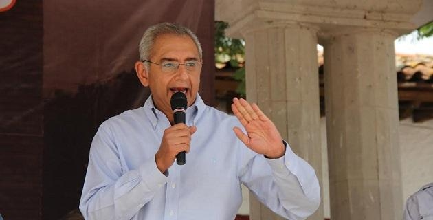 Exige Salvador Vega libertad de mujeres detenidas en Múgica