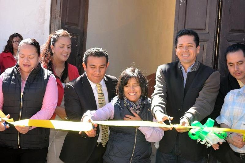 Reubican oficinas del ayuntamiento de acuitzio a tiempo for Oficinas del ayuntamiento