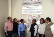 Color Gasca fue acompañado por la diputada Adriana Campos, así como por los alcaldes de Tangamandapio, Chavinda, Chilchota, Jacona e Ixtlán
