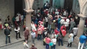 El líder antorchista en Morelia, Marcos Pérez García, aseguró que su organización gestionó 29 mdp federales que el gobierno municipal no ha aplicado