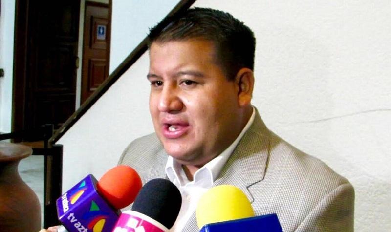 """""""En la vía de los hechos seguiremos trabajando para que desde esta Comisión podamos responder a demandas de los michoacanos"""", dijo Puebla Arévalo"""