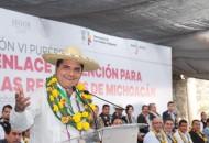 Silvano Aureoles solicitó a los delegados federales para que se puedan trazar una ruta sobre las principales necesidades de la región Purépecha