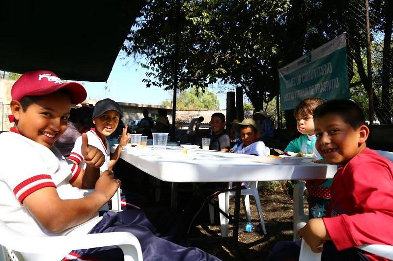 Comedor de chiquimit o modelo de desarrollo comunitario for Proyecto de comedor comunitario