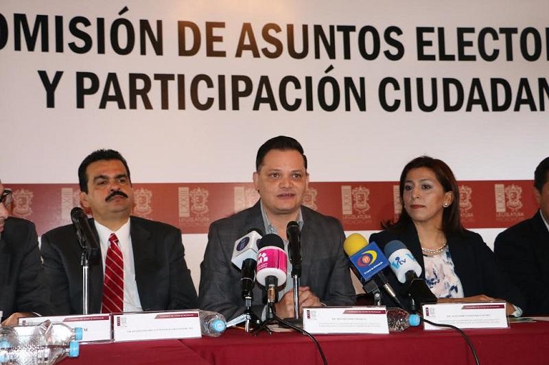 La presidenta de la Comisión de Asuntos Electorales, Alma Mireya González, celebró la voluntad de cada funcionario al unir esfuerzos y darle efectividad a este nuevo marco jurídico
