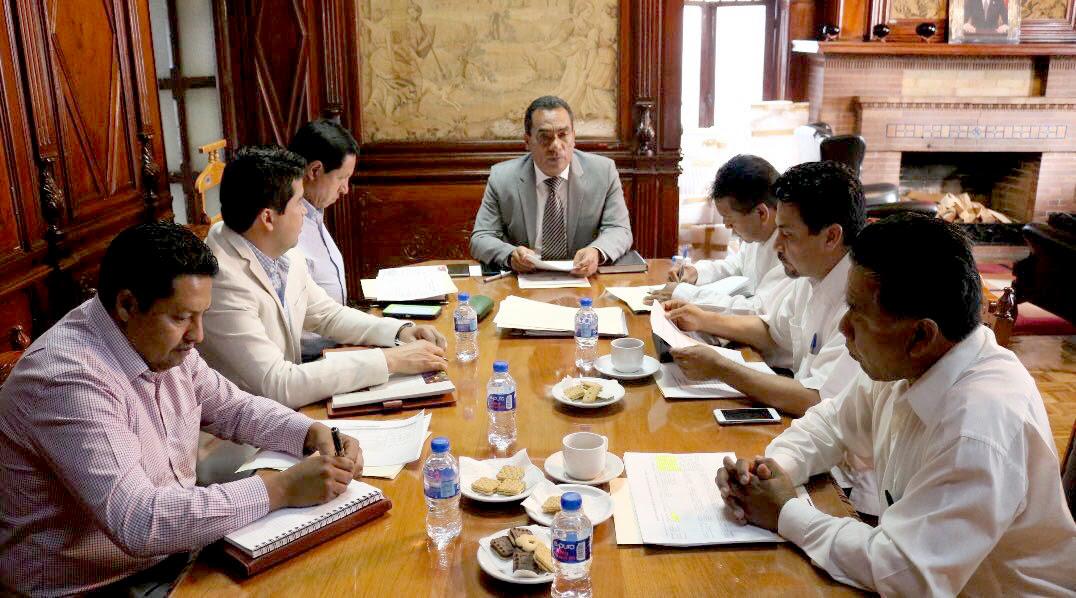 López Solís, afirmó que el objetivo del grupo de trabajo es poner una mayor atención y énfasis a la región a fin de atender las distintas problemáticas que permanecen en la zona