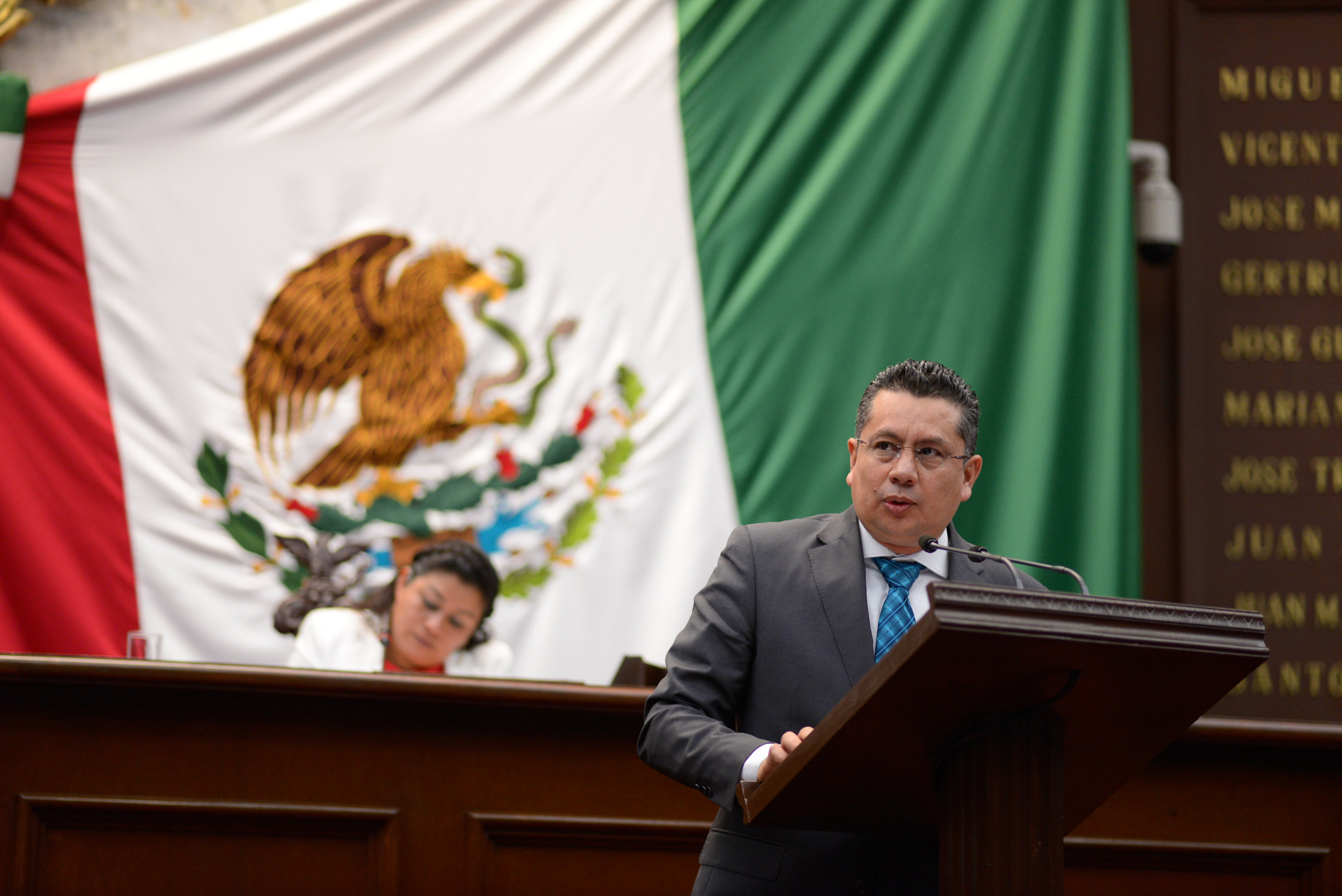 Eduardo García Chavira hace llamado para que la SSM garantice atención digna a michoacanos