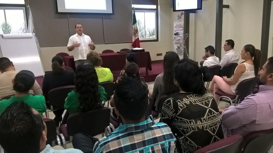 Participaron alrededor de 25 personas de la Visitaduría Regional de Morelia, de la Dirección de Orientación Legal, Quejas y Seguimiento y de la Subcoordinación de  Medición y Conciliación