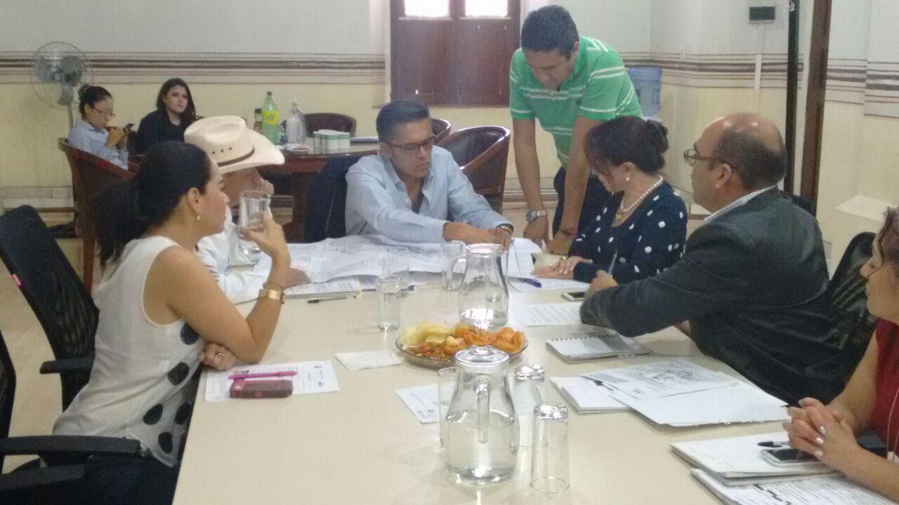 Tinoco Ortiz se pronunció a favor de que los desarrolladores se apeguen a las indicaciones técnicas que entregan en los planos al Ayuntamiento, para los nuevos fraccionamientos en la ciudad