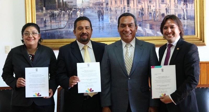 El secretario de Gobierno, Adrián López Solís, señaló que dar resultados inmediatos es un compromiso ineludible de las dependencias de nueva creación