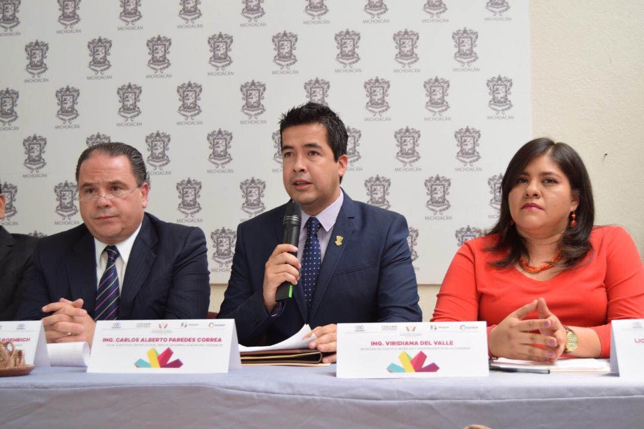 La CONAREM fue constituida el pasado 27 de enero a fin de integrar a los casi 18 mil regidores de los 2 mil 446 municipios del país