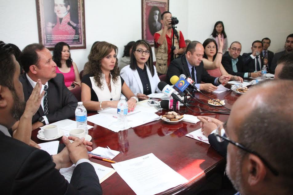 El presidente del IEM, Ramón Hernández Reyes, detalló que no se trata de una Comisión que se instala por pose del Instituto