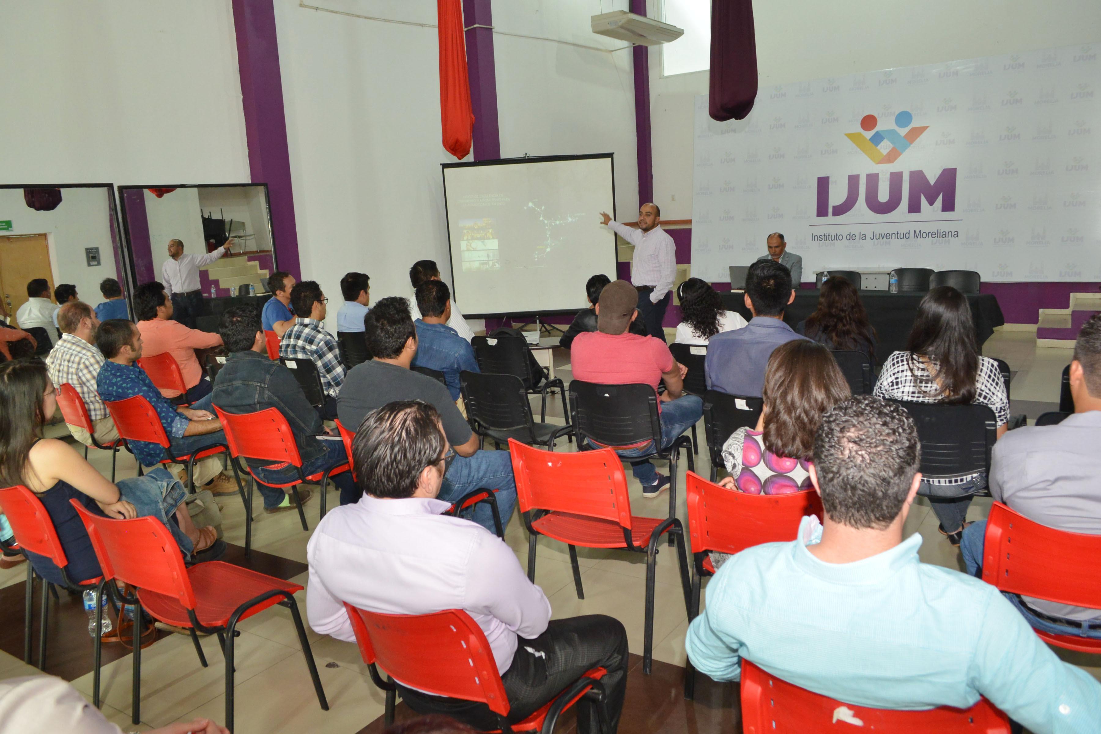 El director del IMPLAN, Pedro Cital Beltrán, subrayó la gran respuesta de los morelianos por contribuir con esta iniciativa