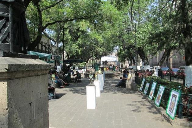 Próximo sábado, inauguración de la exposición colectiva se montará en el Ex convento de Tiripetío.