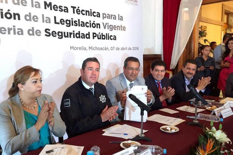 Lázaro Medina aseguró  que parte fundamental de esta mesa técnica es que exista la participación ciudadana