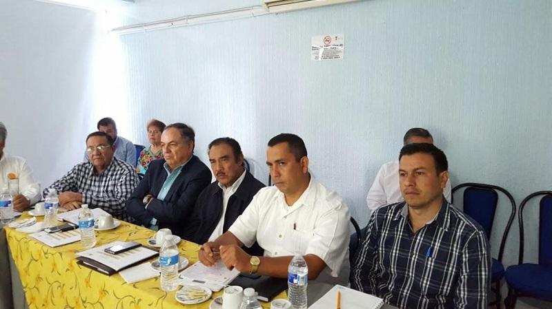 El Comité Estatal de Desarrollo Rural de Michoacán tuvo como invitado especial al director general de CONAZA, Abraham Cepeda Izaguirre