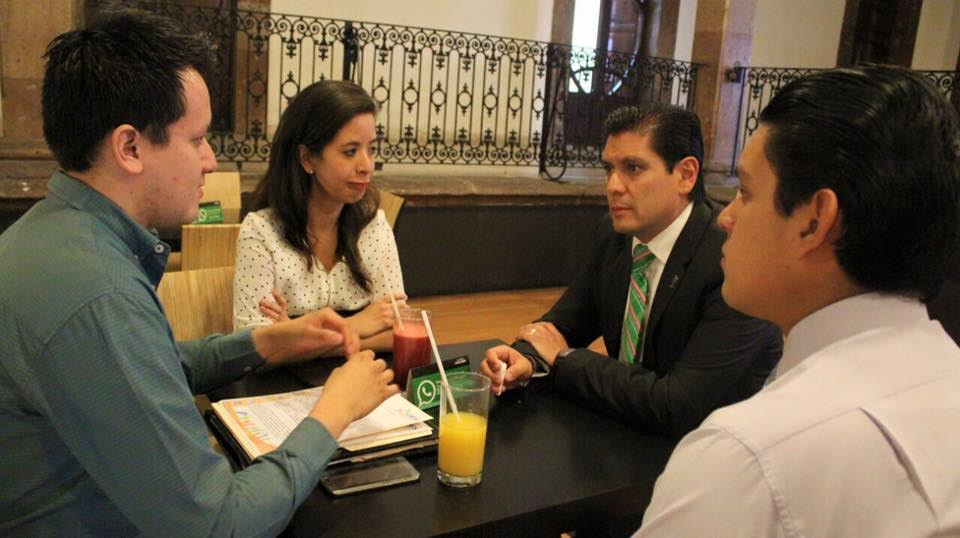 Núñez Aguilar agregó que ello permitirá emprender acciones a favor de la juventud e integrar al trabajo de comisión las iniciativas seleccionadas por contenido y trascendencia política y social