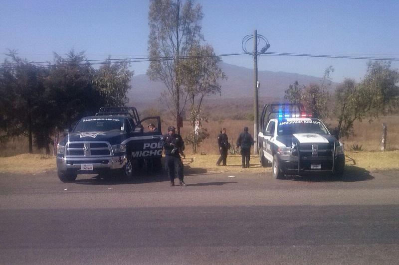 Tanto el resguardo de salidas, como los patrullajes de vigilancia en todos los sectores del municipio, se encuentran operando las veinticuatro horas