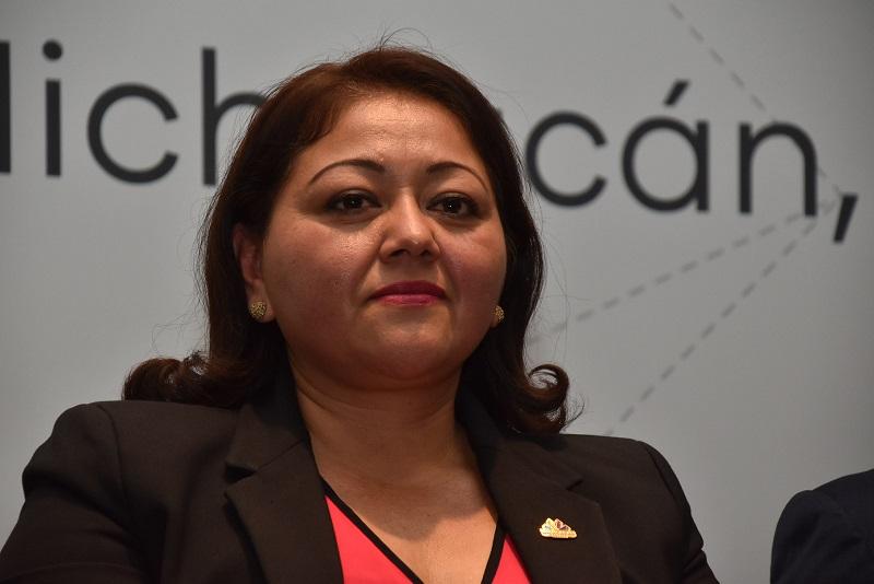 Silvia Estrada sostuvo que se requiere de la unidad de la sociedad y los órdenes de gobierno trabajando por una misma causa
