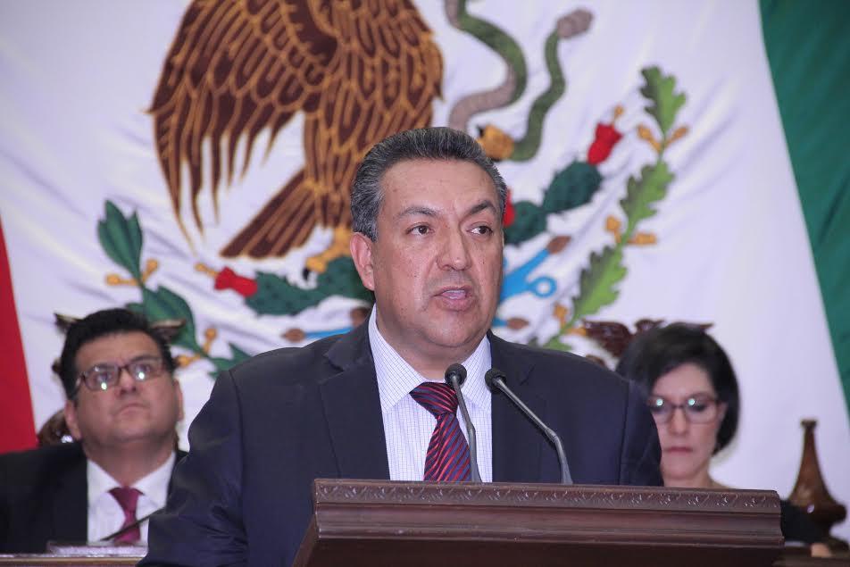 Lázaro Medina toma protesta como integrante del Consejo Estatal de Seguridad Pública