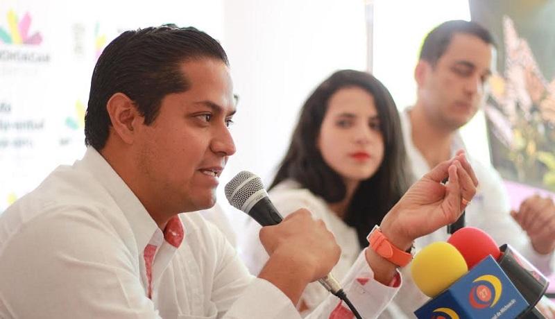 Es preocupante que en Michoacán actualmente haya alrededor de 430 mil jóvenes que no pueden estudiar ni trabajar, porque no hay las oportunidades para que puedan realizarlo: Moncada Sánchez