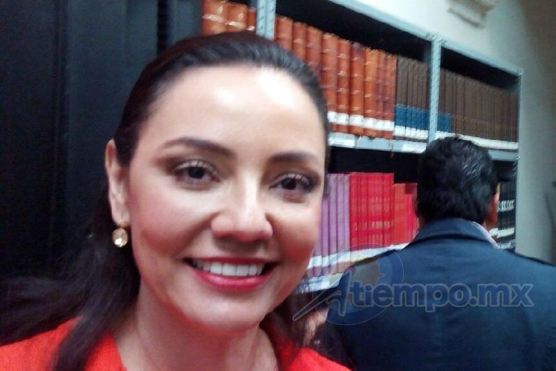 Comisión Especial no suplirá a la Comisión Inspectora: Adriana Hernández