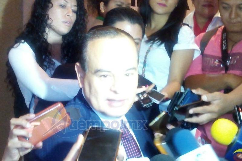 Hay órdenes de aprehensión pendientes y se trabajará en la cumplimentación de todas ellas: Godoy Castro (FOTO: MARIO REBO)