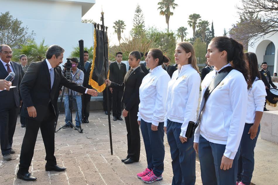 La etapa regional se llevará a cabo en la ciudad de Colima del 17 al 22 de abril