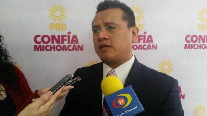 El dirigente estatal del PRD reiteró que el programa alienta el empoderamiento de las mujeres, toda vez que hasta el momento las mujeres de Michoacán son emprendedoras y cumplen con su palabra