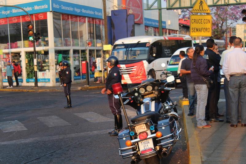 De inicio se comenzará en el área de Madero Poniente, que es donde se tiene una mayor concentración de vehículos y que se estará operando de manera permanente, hasta que se reestablezca el orden