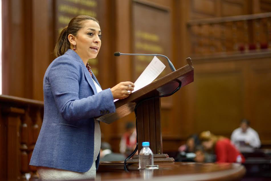 La diputada del PAN señaló que con esta medida se da un paso adelante en la profesionalización de la administración en los ayuntamientos