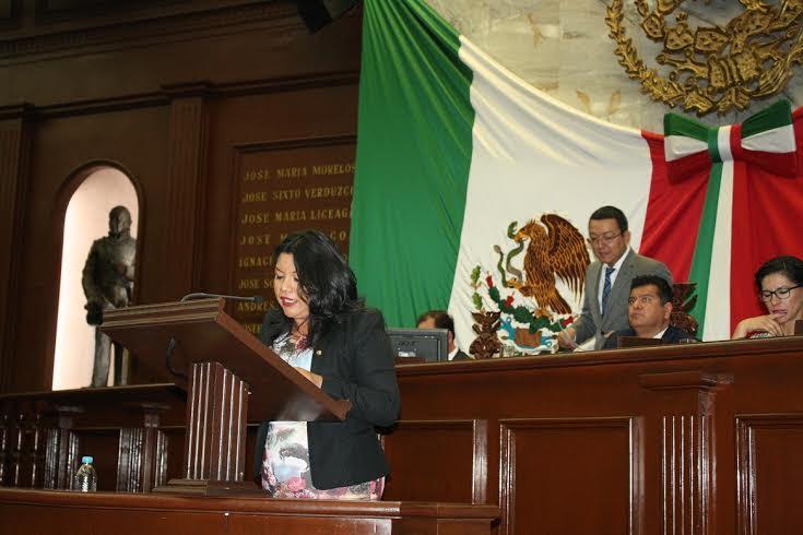 Fraga Gutiérrez, hizo uso de la tribuna con la intención de precisar y fortalecer los instrumentos que contempla la ley respecto a las atribuciones de los ayuntamientos en esta materia