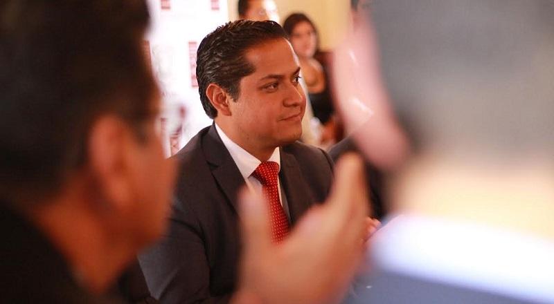 El Congreso del Estado tiene que amplificar la voz de los jóvenes, destacó el diputado local por Movimiento Ciudadano