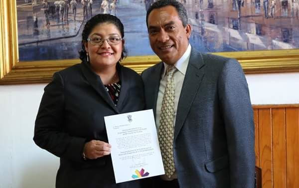 Apuntó Flores Anguiano que la Codecom promoverá la innovación, la transferencia tecnológica y el aprovechamiento de las tecnologías de la información y comunicación