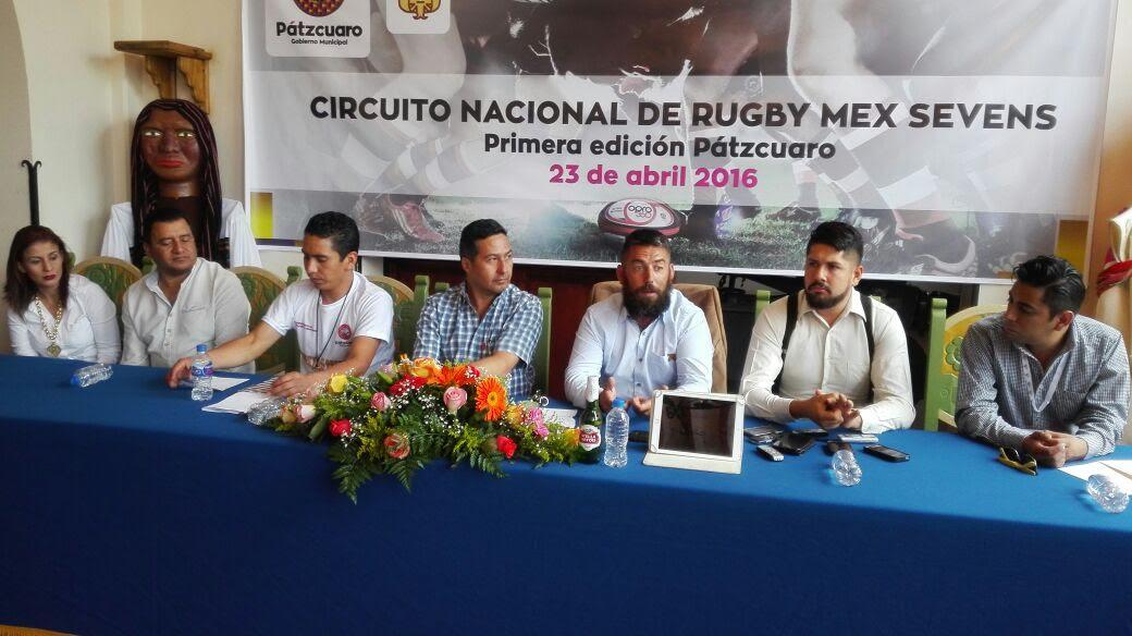 Pátzcuaro ya está dentro del mapa del Rugby, pero con este evento como sede nacional nos convertimos en referente a nivel internacional