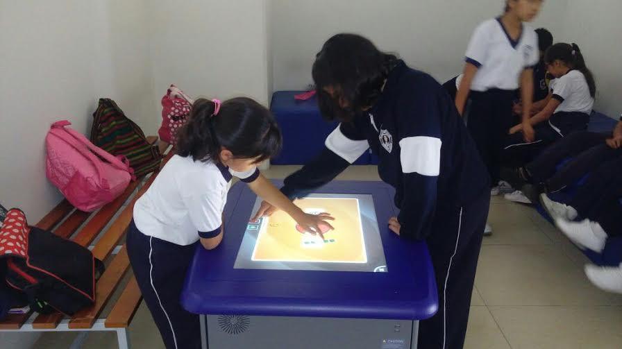 Alejandro Amante destacó que el  tema de la calidad de la educación y del apoyo al desarrollo integral de la niñez, son dos de los pilares fundamentales que mueven la administración municipal