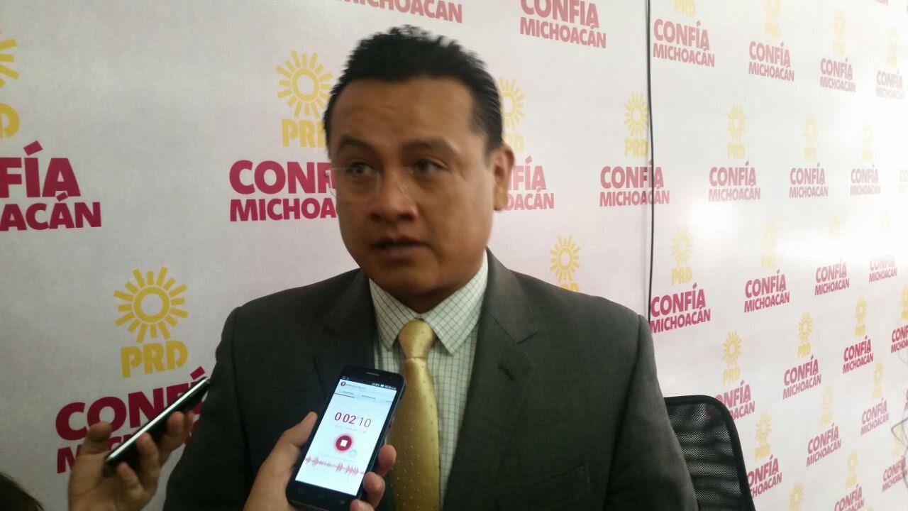 Carlos Torres Piña, dijo que por parte del sol azteca, confían plenamente con que las autoridades estatales harán su trabajo para ubicar a los responsables y velar por la integridad del edil