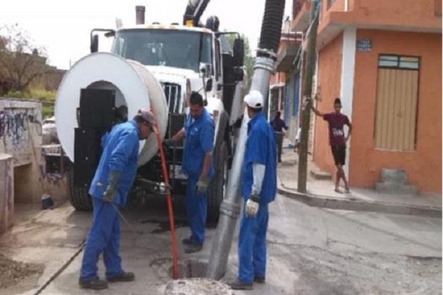 Mil 750 metros lineales se limpiaron en el Dren Carlos Salazar por los tres órdenes de gobierno