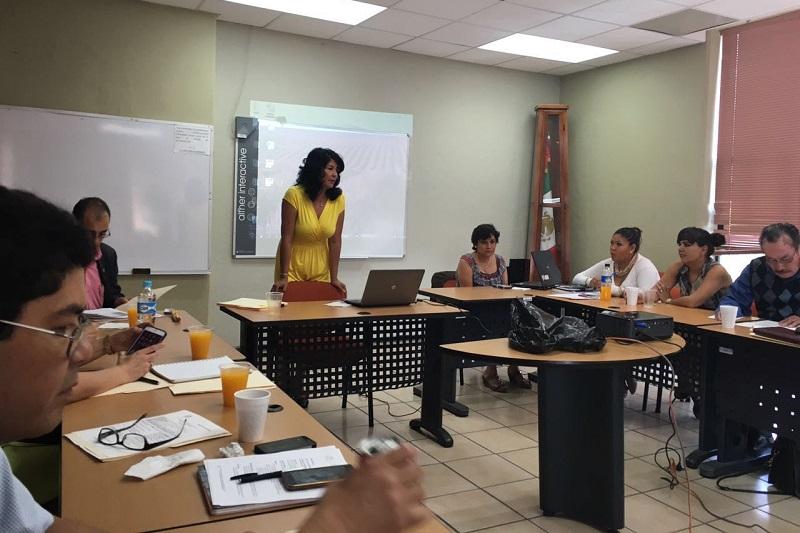 La Coordinación de Mejora Continua del Cobaem impartió un taller de capacitación al cuerpo directivo de la modalidad no escolarizada de este subsistema educativo